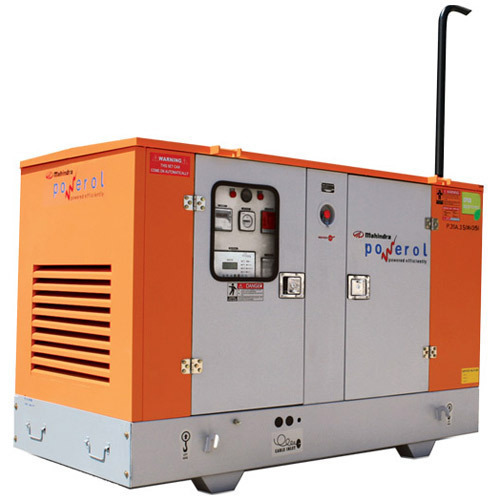 Mahindra Power Three Phase Diesel Generator, Voltage: 220-415 V