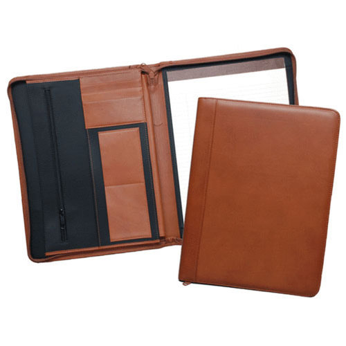 Customized Leather Folder At Rs 650