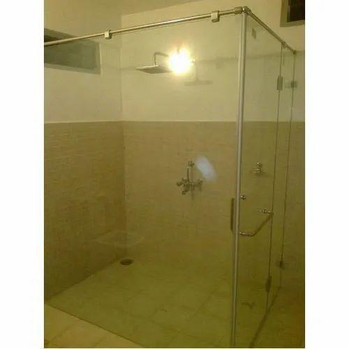Framed Gl Shower Enclosure