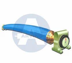 Wrinkle Remover Rollers for Slitter Rewinder