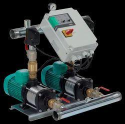 Horizontal Twin Booster Pump