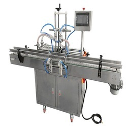 Stainless Steel Automatic Liquid Filling Machine