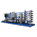 Commercial Electric Reverse Osmosis Plant