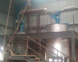 Polymerisation Chemical Reactor