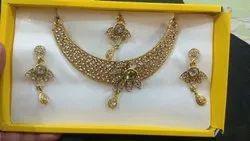 GKM Hamdicraft Copper Artificial Jewellery