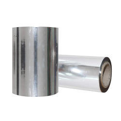 JIndal 12 Micron PET Metallized Roll