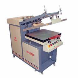 Chemshall Flat Screen Printing Machines