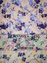 Cotton 40s satin printed fabric