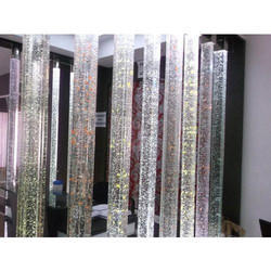 Decorative Glass Pillar