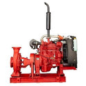 Crompton Fire Fighting Pump