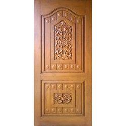 Decorative Teak Wood Door