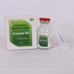 Cefoperazone 500mg Sulbactam 500mg Injection