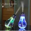 Aryan Collection Air Freshener Sanitizer Bulb Humidifier With LED Night Light