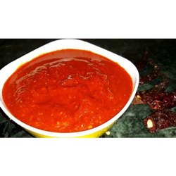Red Chilli Puree, Packaging Size: 1Kg, Packaging Type: Spout Pouch