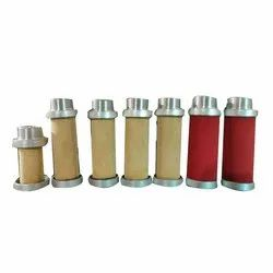 Compressed Air Filter Cartridges