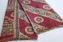 Printed Vintage Kantha Quilt