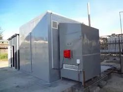 Pallet Heat Treatment Plant As Per ISPM-15 for Export