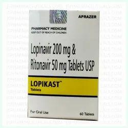 Lopikast (Lopinavir/Ritonavir)
