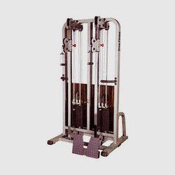 Dual Cable Column Machine