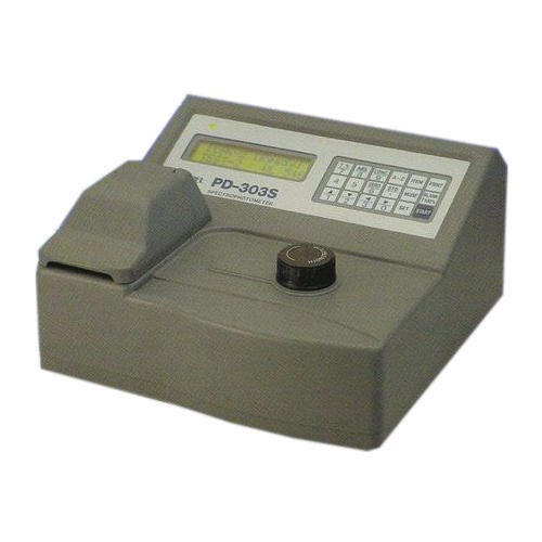 Robust And Accurate Spectrophotometer, Laboratory Use