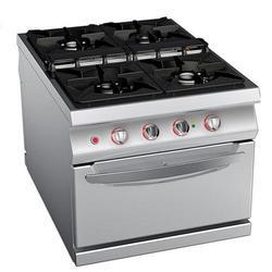 Four Burner Gas Oven