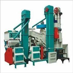 Nagendra Agencies 10-20 hp Mini Rice Mill Machine, Capacity: 120-150 ton/day