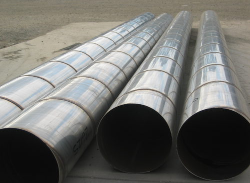 Spiral Weld Pipe Spiral Welded Pipes Exporter From Mumbai