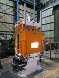 Santec全自动h型框架液压切门机,容量:10-20吨,行程:400