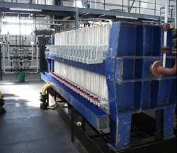 Sico Sol Vertical Plate Filter, For Industrial, Automation Grade: Semi Automatic