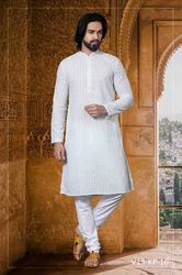Designer Party Wear Kurta Pyjama