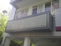 Vertical Louvers
