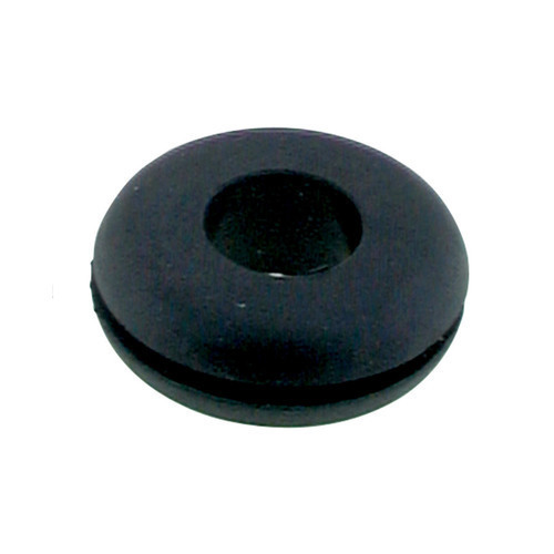 Black Small Rubber Grommets, Radical Polymers | ID: 15269865573