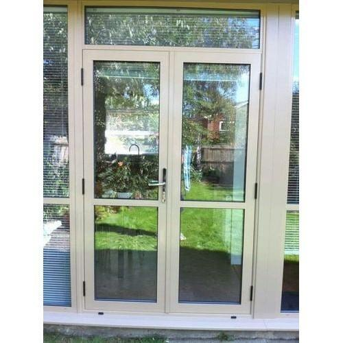Aluminum Front Door At Rs 200 Square Feet Aluminium Door Id