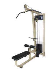 LAT PULL DOWN/SEATED ROW, Usage/Application: Gym