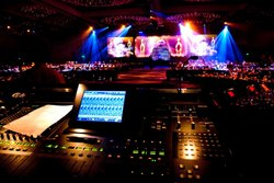 Audio visual equipment rental