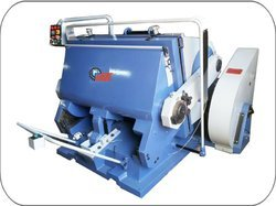 Heavy Duty Die Punching Embossing Machine