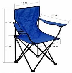 Tallin Folding Camping Small Kids Chair Portable Made of Polyester Fabric