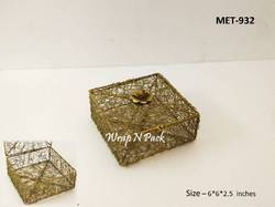 Wire mesh box