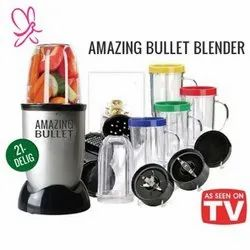Bullet High Speed Grinder Juicer and Chopper 21 Piece Amazing Multi Purpose Blender Set for Kitchen