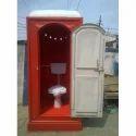 Fiber Toilet Block
