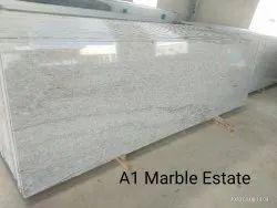 Snow White Granite, For Flooring, Thickness: 15-20 mm