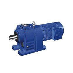 Three Phase Electric Geared Motors, Voltage: 380-415V