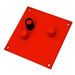 Red Bar Bending Plate, Packaging Type: Box