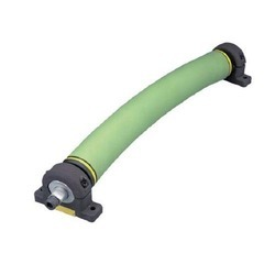 Curved Bar Rubber Expander Roller