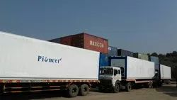 Refrigerated Container On Lease