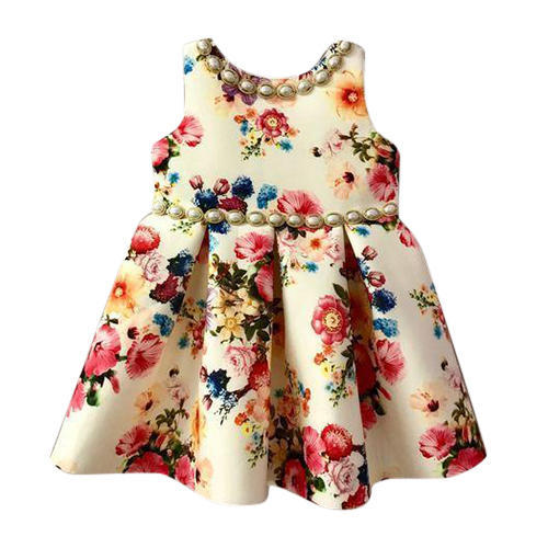 8ef42b8ebb9 Baby Girl Floral Dress