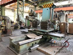 WMW Union Horizontal Boring Machine