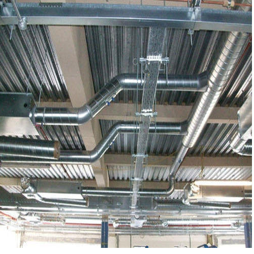 Industrial Ducting Ducting Systems Manufacturer From Chennai