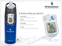 HydraCoach Water Bottle