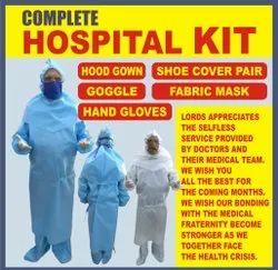 Complete Hospital PPE Kit